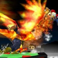 Super Smash Bros Melee combat