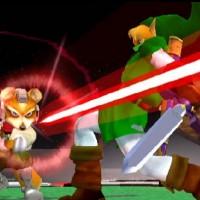 Super Smash Bros Melee esquive