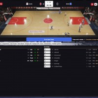 Test Basketball Pro Management 2015 / Match
