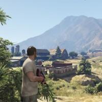 Grand Theft Auto V / Trevor