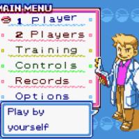 Pokémon Puzzle Challenge / Professeur Chen