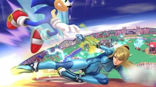 Super Smash Bros / Sonic