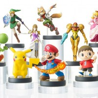 Super Smash Bros / Amiibo