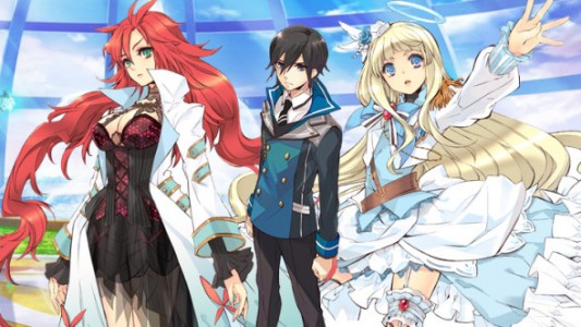 The Awakened Fate Ultimatum personnages