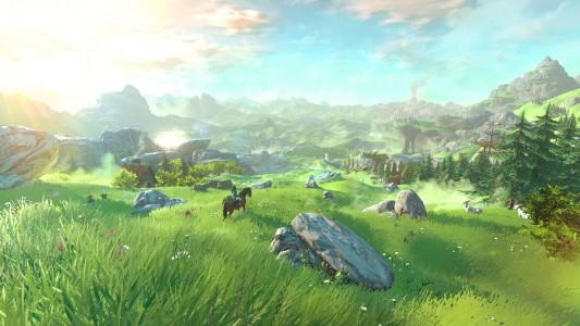 2015 The Legend of Zelda Wii U