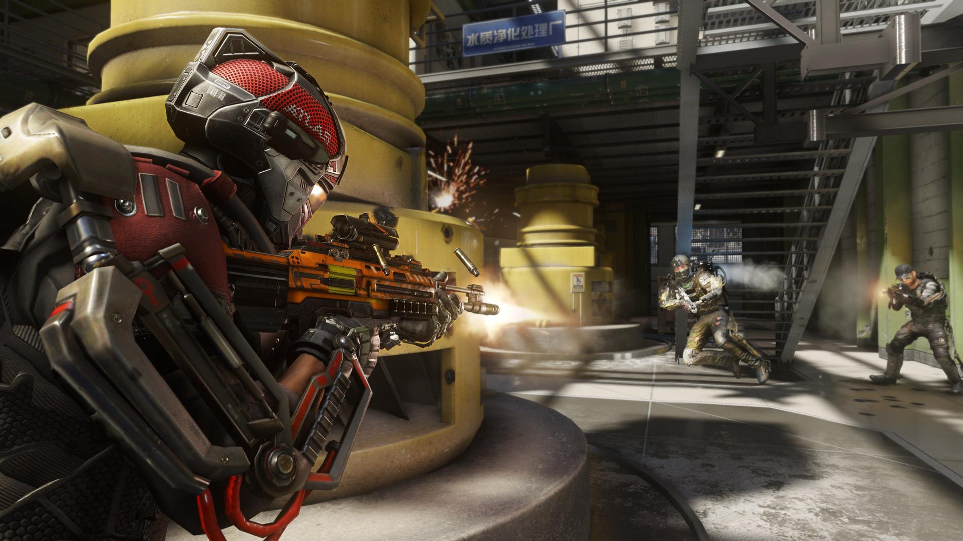 Call of Duty : Advanced Warfare window maker