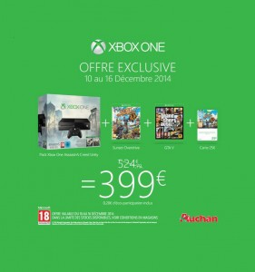 Xbox Pack Magasin