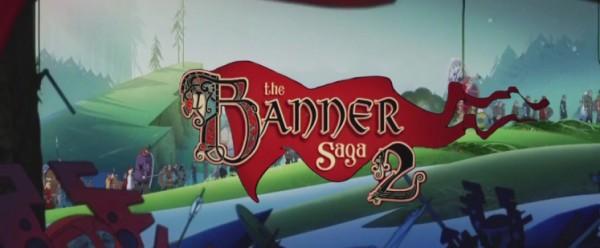 The Banner Saga 2 titre