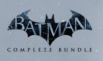 Batman Arkham Complete Bundle
