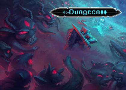 bit Dungeon 2 écran titre