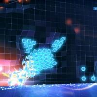geometry wars 3 - vague d'ennemis