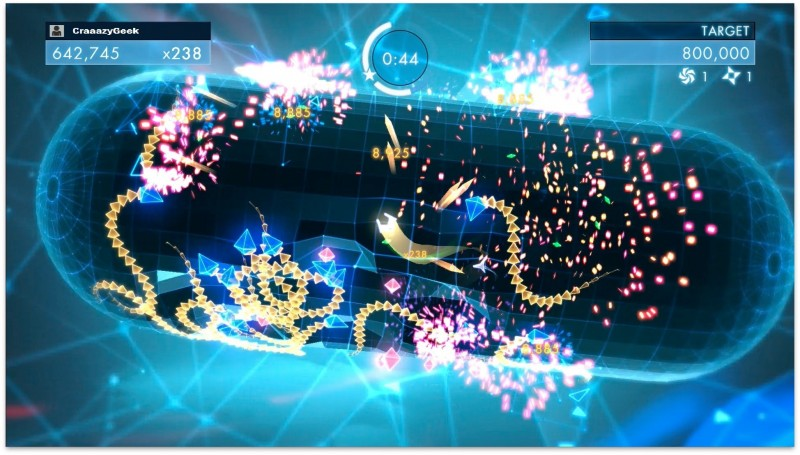 Gellule Geometry Wars 3: Dimensions