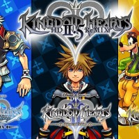 Kingdom Hearts HD 2.5 Remix / 3 jeux en 1