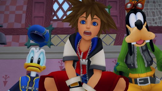 Kingdom Hearts / Sora, Dingo & Donald