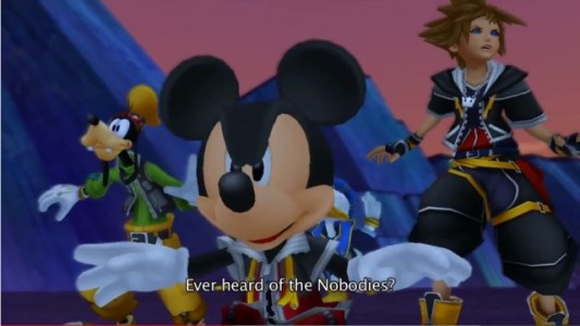 Kingdom Hearts HD 2.5 Remix / Mickey