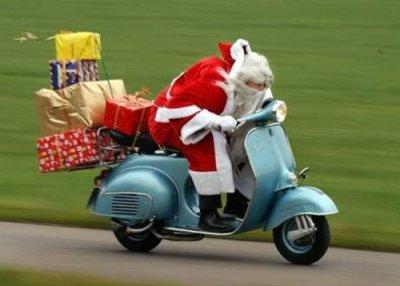 Noël livraison père Noël