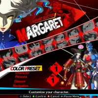 Persona 4 Arena Ultimax roster