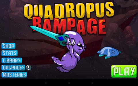Quadropus Rampage titre