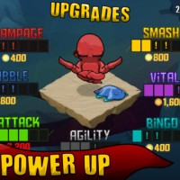 Quadropus Rampage upgrades
