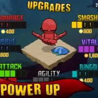 Quadropus Rampage upgrades