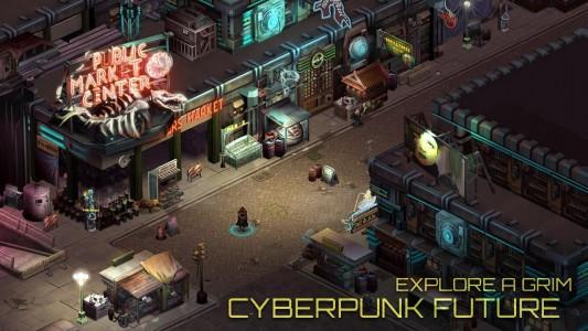 Shadowrun cyberpunk