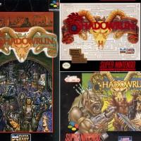 Shadowrun Super NES