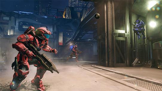 Beta Halo 5 : Guardians - Eden