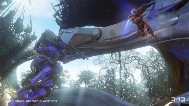 Beta Halo 5 : Guardians  - Regret
