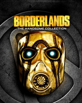 Borderlands the Handsome Collection jaquette