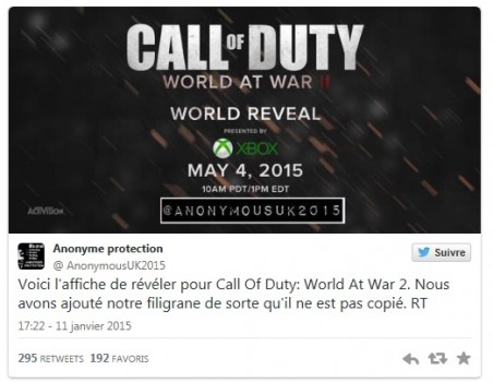 COD World at Wars II
