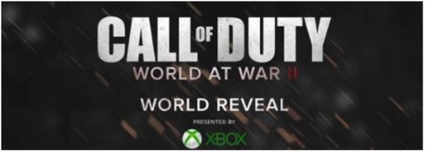 COD World at Wars II- titre