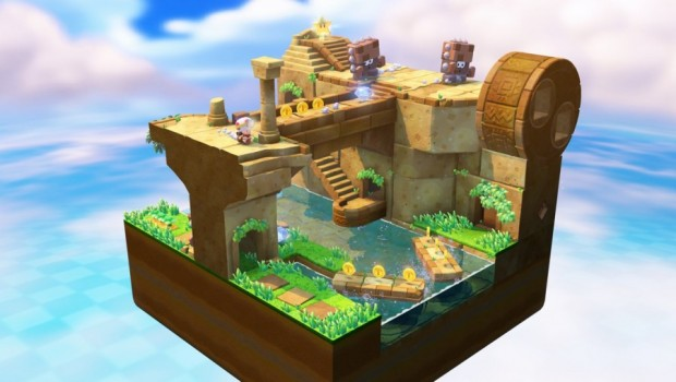 Captain Toad Treasure Tracker 2