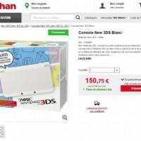 Console New 3DS Blanc LightninGamer (03)