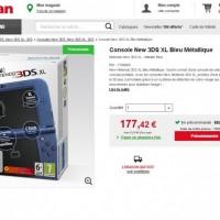 Console New 3DS XL Bleu Métallique LightninGamer (05)