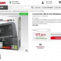 Console New 3DS XL Noir Métallique LightninGamer (02)