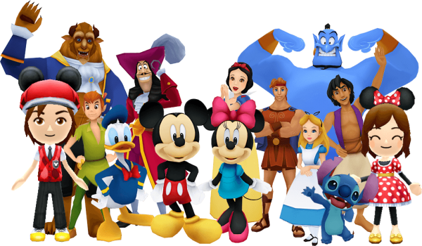 Disney Magical World Poster