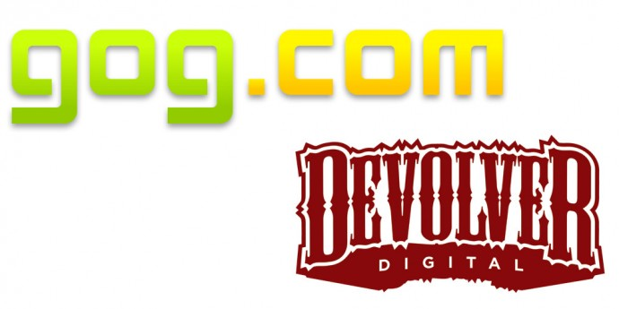 GOG.com et Devolver Digital