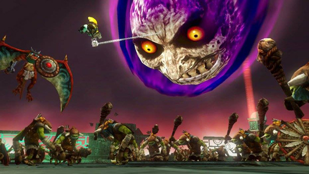 Hyrule Warriors DLC