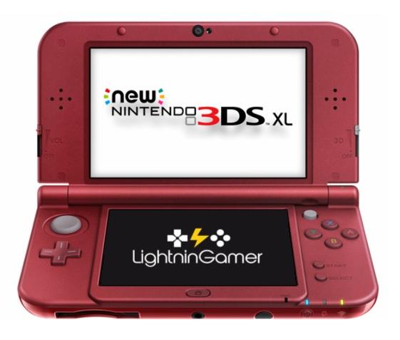 LightninGamer New 3ds