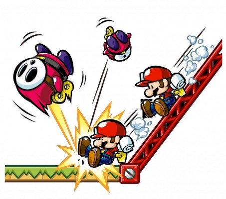 Mario & Donkey Kong – Minis on the move (2)