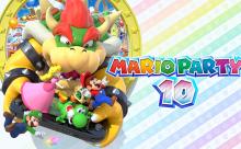 Test Mario Party 10 [Wii U]