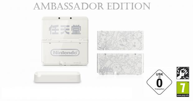 New Nintendo 3DS Ambassadeur