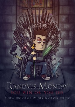 Randal's Monday Poster
