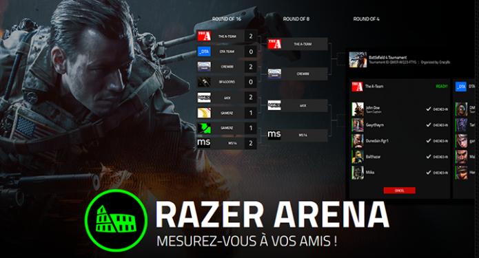 Razer lance son propre système de compétition