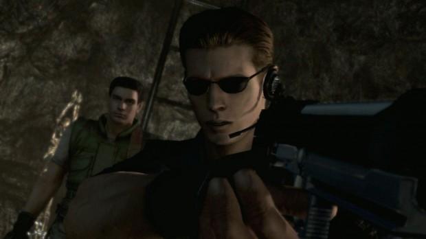 Resident Evil HD - Des chutes de framerate constatées