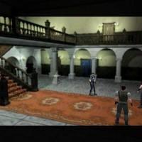 Resident Evil entrée manoir