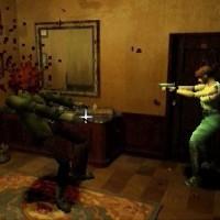 Resident Evil headshot