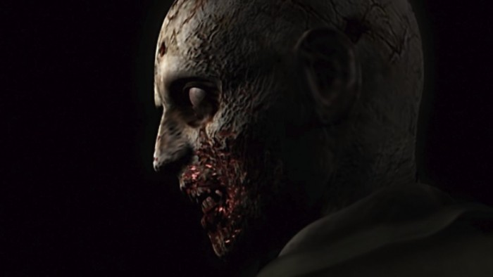 Resident Evil HD Remaster - Zombie
