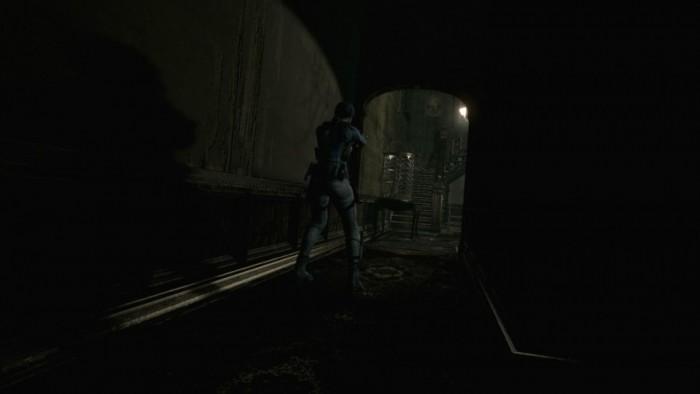 Resident Evil HD Remaster - Manoir Spencer