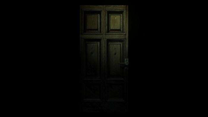 Resident Evil HD Remaster - Portes